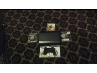 Playstation 3 for just £130 comes with 5 games all info in the discription