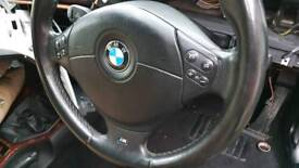 Breaking bmw e39.m.sport 540i.. 530d. Leather. Style 66 alloys