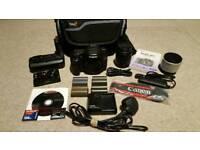 Canon EOS 40D DSLR Camera Kit