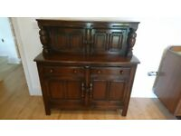 Ercol Old Colonial Buffet Sideboard Dresser