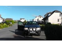 jeep grand cherokee 2.7 crd 5 cylinder merc(robust,reliable,meticulously maintained)