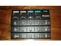 Line 6 M13 multi-stompbox modeller guitar pedal