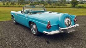Rare 1956 Ford Thunderbird 5 ltr V8...low price for fast sale