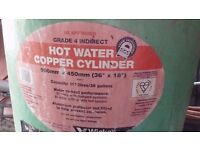 HOT WATER CYLINDER COOPER