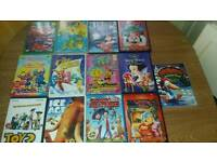childrens dvd bundle