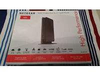 NetGear N600 Wireless Dual Band Gigabit Router In Good Condition