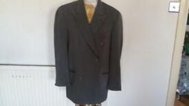 GIORGIO ARMANI Double Breasted Jacket. Size :.50R