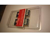 8GB (4GB 512M x 64-Bit x 2 pcs.) DDR3L-1600 CL9 204-Pin SODIMM Kit
