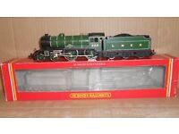 Hornby R.123 LNER Hunt Class D49/2 '' THE BERKELEY '' 00 Gauge Tender Driven Locomotive min in box