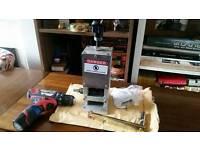 T&E Copper wire cable stripper machine scrap drill