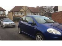 breaking blue fiat grande punto all parts available