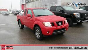 2011 Nissan Frontier 4WD King Cab Auto PRO-4X