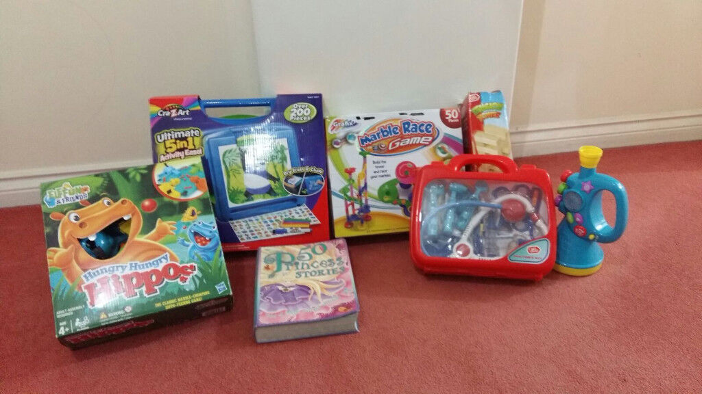 Bunch of 7 toys for sale