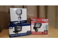 Security lights floodlight brand new outdoors