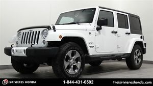 2016 Jeep Wrangler Unlimited Sahara 4WD GPS