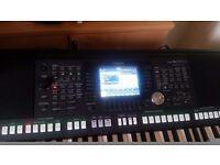 Keyboard yamaha s950