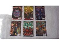 Ultra rare Resident Evil comics