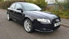 Audi A4 2.0tdi S Line Black Edition