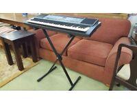 Yamaha PSR 83 Keyboard & Stand
