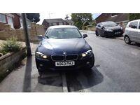BMW 3 SERIES 320D SE SALOON 2013 (63 PLATE)