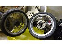 Various model 50cc- 250cc motorcycle parts