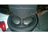 Sony MDR-200NC noise cancelling headphones.