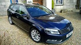 VW passat 1.6tdi sport highline