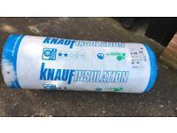 Loft insulation £10 a roll