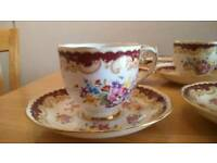 Roslyn china tea set
