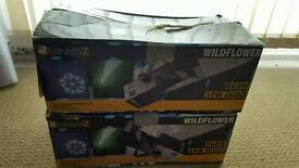 Beamz wildflower scanner dj lights