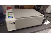 HP Photosmart C4280 All-In-One Printer / Scanner / Fax