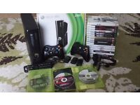 Xbox 360 S Console with Massive bundle