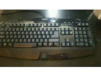 Zalman gaming keyboard