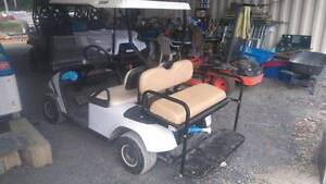 Gold Buggy EZGO - GREAT CONDITION Nana Glen Coffs Harbour Area Preview