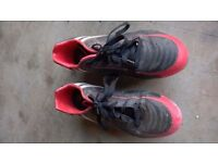 Size 8 Partick rugby boots