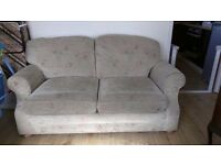 Sofa bed with 2 armchairs set