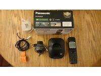 Panasonic Cordless Phone KX-TG2521 - Italian Instructions £12