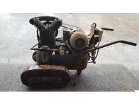 Air Compressor Old Scool