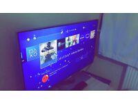 40inch SMART 3D TV Samsung, FULL HD + unused 3D glasses