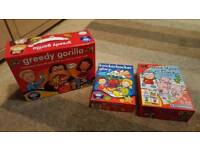 Kids Games bundle (incl Orchard Toys Games)