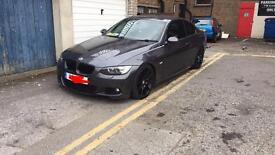 **BMW 320D M SPORT AUTO COUPE**