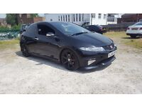 HONDA CIVIC TYPE R GT, 2007, 65K, FULL SERVICE HISTORY, NO TIME WASTERS!