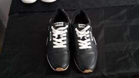 Black Reebok 8 and half
