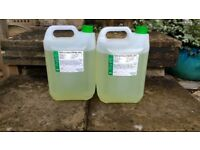 Sodium Hypochlorite Solution 14% 2x5l Containers