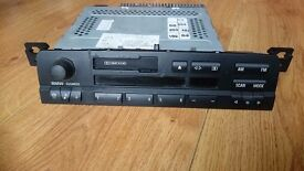 BMW E46 Radio /Cassette player