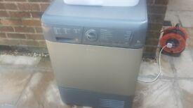 Hot point condenser dryer 8kg