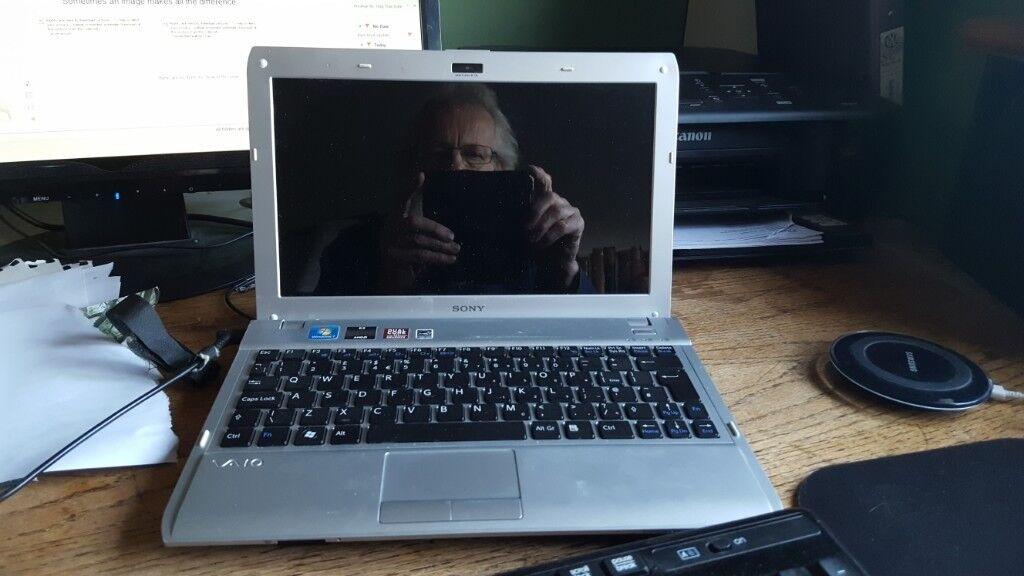 how to fix slow sony vaio laptop