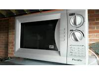 Silver Pacific Microwave (pmw2) for sale
