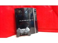 Sony Playstation 3 40gb Games Console. Full 6 Month Warranty.
