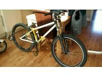 Voodoo shango dirt jump bike
